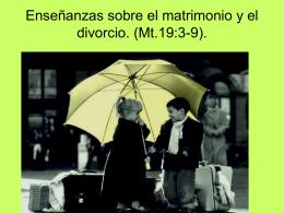 Divorcio - Buscad Y Hallareis