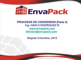 sellado - Envapack.com