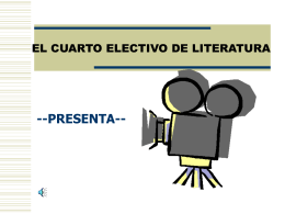 Cine - Multimedia Project en Chile