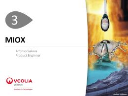 MIOX - Veolia