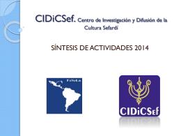 Descargar - CIDiCSeF
