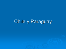 Chile y Paraguay