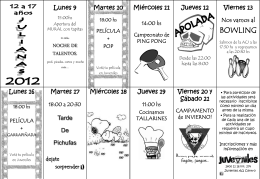 Lunes 16 18:00 hs PELÍCULA +
