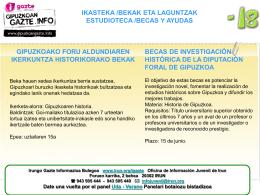 Diapositiva 1 - Irun - Ayuntamiento de Irun