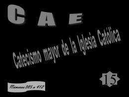 catecismo 15
