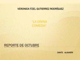 DIVINA COMEDI (VERO ) - Instituto Pedagógico Emmanuel Kant