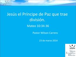PowerPoint - Iglesia Evangélica de Oración