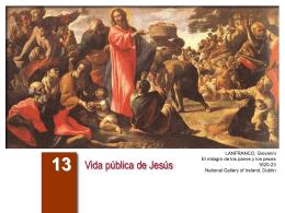 Vida pública de Jesús