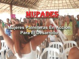 9. Exposición MUPADES