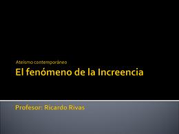 Sesión 1 - philosophica.us / Ricardo M. Rivas García