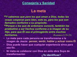Consej y Sanid 01 Intro 2011 - La Vinya