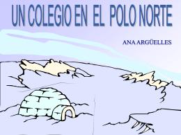UN COLEGIO EN EL POLO NORTE