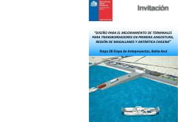 Presentación de PowerPoint - Dirección de Obras Portuarias, DOP