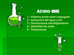 ÁCIDO - Educa Santiago