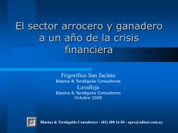 Blasina & Tardáguila Consultores - (02) 400 16 84