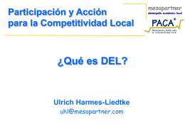 Local - PACA