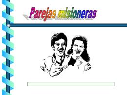 AL -Parejas Misioneras
