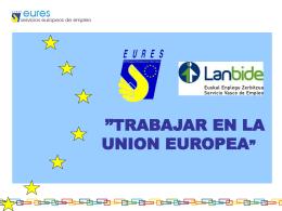 trabajar en UE 2011