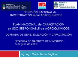 Diapositiva 1 - Ministerio de Salud