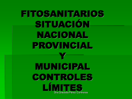 agroquimicos- municipalidades