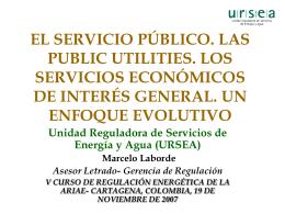 al servicio del público