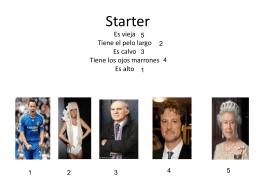 Slide 1 - Senorita Flieger