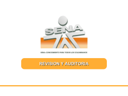 Revision y Auditoria de Software