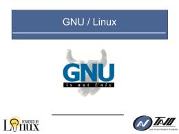 GNU / Linux - Paginas Prodigy