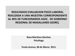 Informe Final de Estudio - radio presidente ibañez
