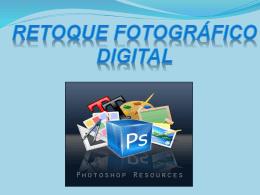 Retoque Fotográfico digital - TICO