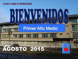 1 Medio Cuarta Reunion AGOSTO 2015