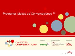 4 Mapas de conversaciones 4 Guías Facilitadoras incluyendo