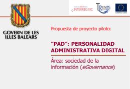 Proyecto SOL Administración Digital