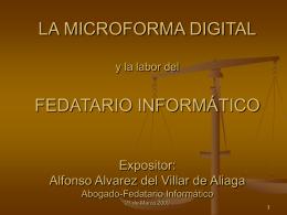 Diapositiva 1 - Colegio de Abogados de Lima