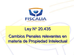 Instructivos Nºs 11, 12 y 13 Ley 20.074