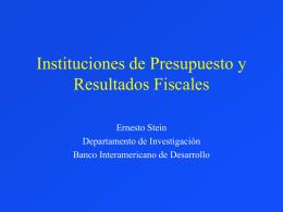 Dimensiones Institucionales