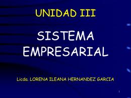 admon 3 unidad iii sistema empresarial