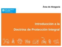 Introducción a la Doctrina de Protección Integral
