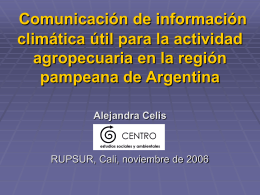 Talk Slides [in Spanish] (PowerPoint, 642 KB)