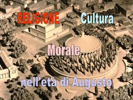 Principato di Augusto (2)