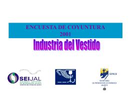 FUENTE : SEIJAL - Cámara Nacional de la Industria del