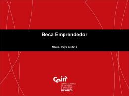 Presentacion Becas Agil