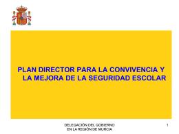 Descargue la presentación del plan Director en powert point