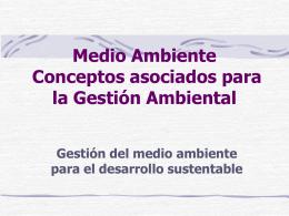 Medio AmbienteyGestAmb - Agrupación 15 de Junio – MNR