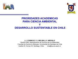 Resultados Encuentro - Universidad de Santiago