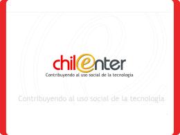 Presentación Chilenter.