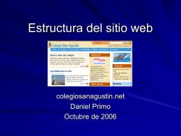 Nueva-web-Estructura-del-sitio