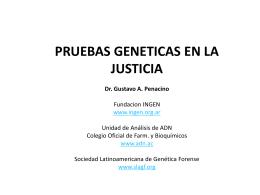 ADN 1a parte - Poder Judicial de la Provincia de Santa Fe