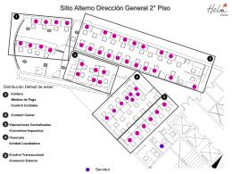 Dirección General 2° piso-No Equipo