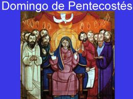 Pentecostes. San Juan 20, 19-23